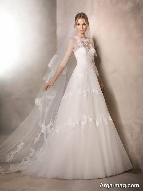 مدل های شیک و زیبا لباس عروس