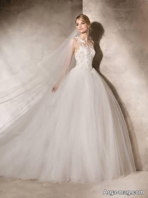 مدل های لباس عروس شیک و جدید