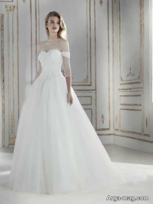 مدل لباس عروس خاص و زیبا