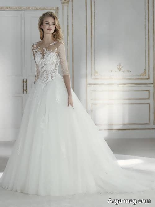 مدل شیک و جدید لباس عروس