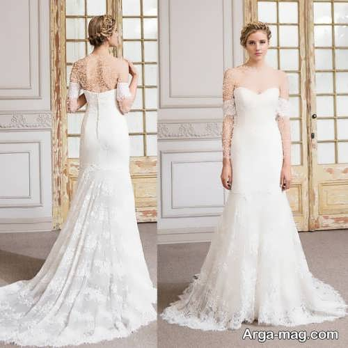 لباس عروس شیک و ایرانی