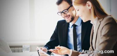 روابط اجتماعی بالا در محیط کار