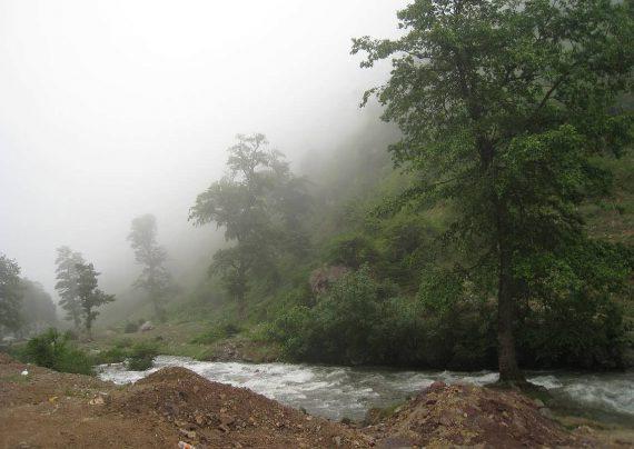 دیدنی های کلاردشت شهر زیبای مازندران