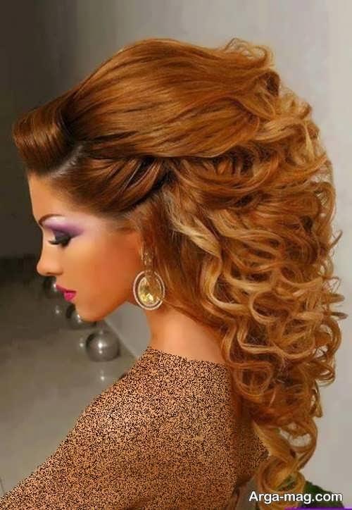 مدل موی فر بلند با جدیدترین متدها