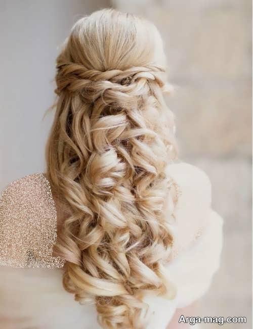 مدل موی فر و زیبا