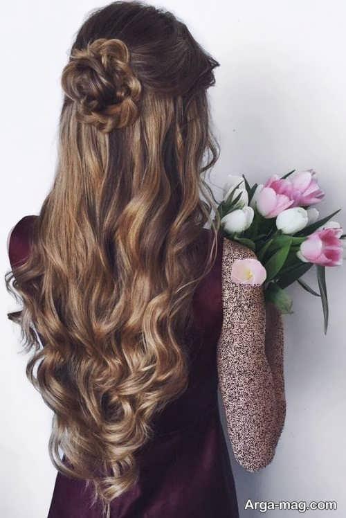 مدل موی فر درشت