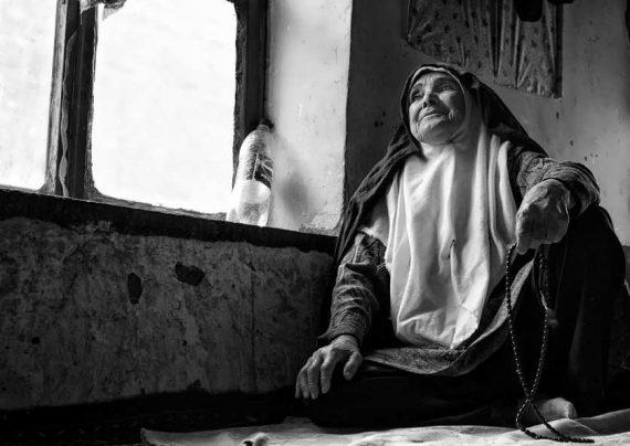 عکس نوشته فوت مادربزرگ با متن های تأثیرگذار