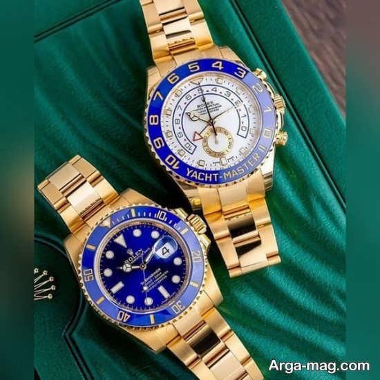 مدل ساعت جذاب آقایان
