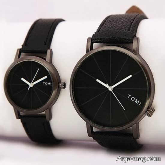 مدل ساعت مردانه مدرن