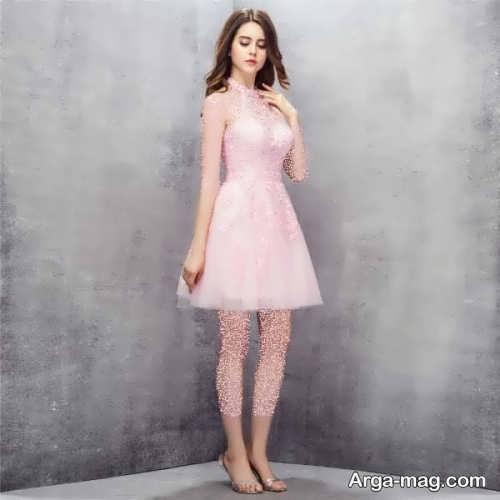مدل های لباس مجلسی کوتاه