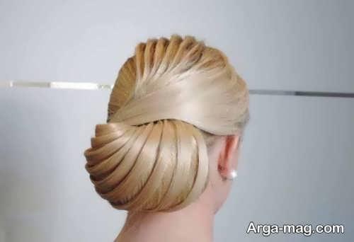 مدل مو بسته خطی