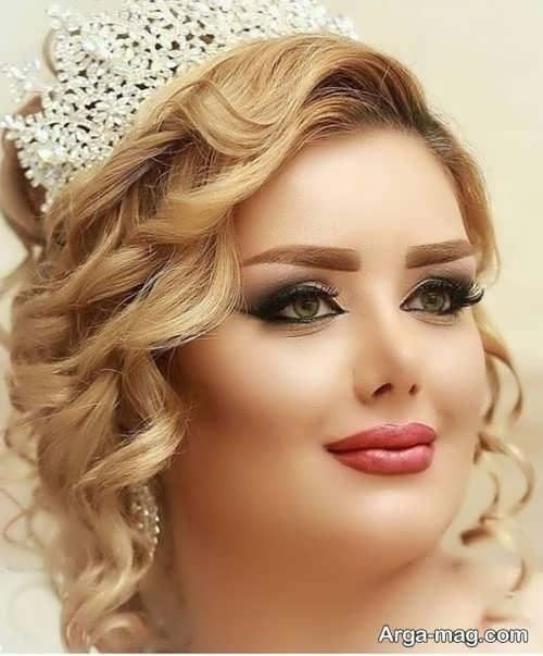 مدل مو فر عروس