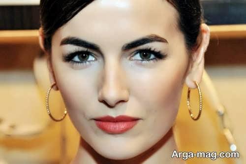 مدل ابروی زیبا و جذاب زنانه