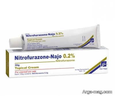 توصیه های دارویی نیتروفورازون