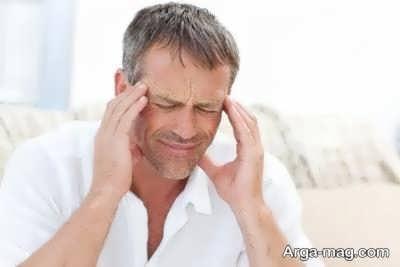 علل درد سر در قسمت راست