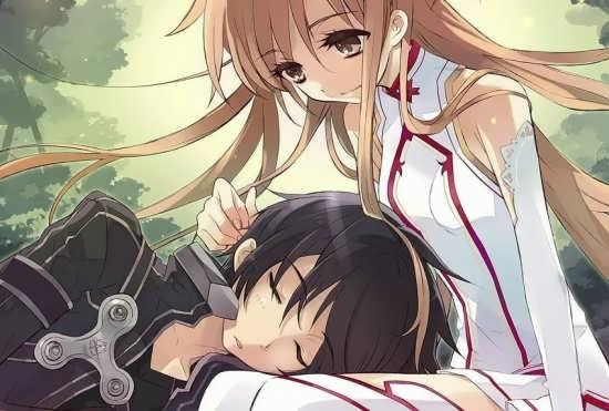 عکس نوشته انیمیشنی فانتزی عاشقانه