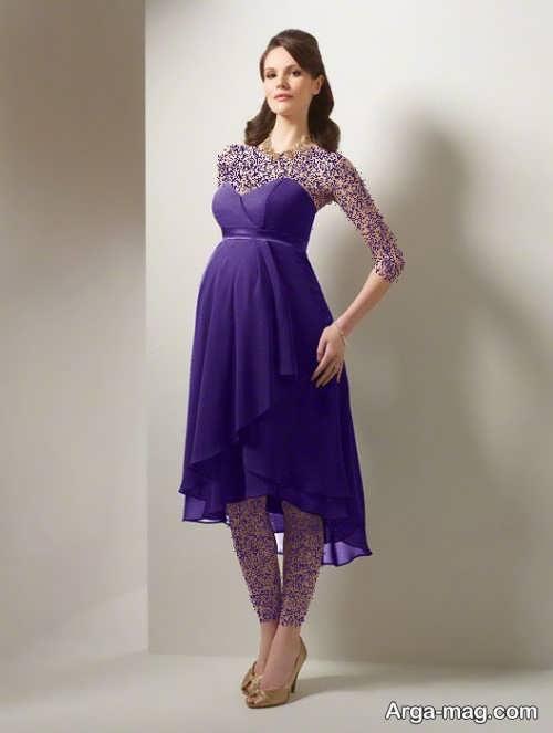 مدل لباس بارداری شیک و زیبا