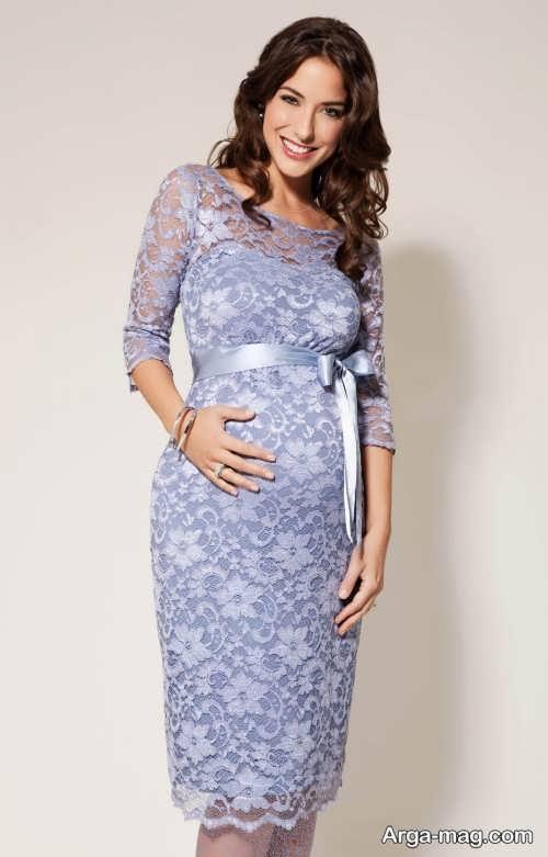 مدل لباس گیپور برای بارداری