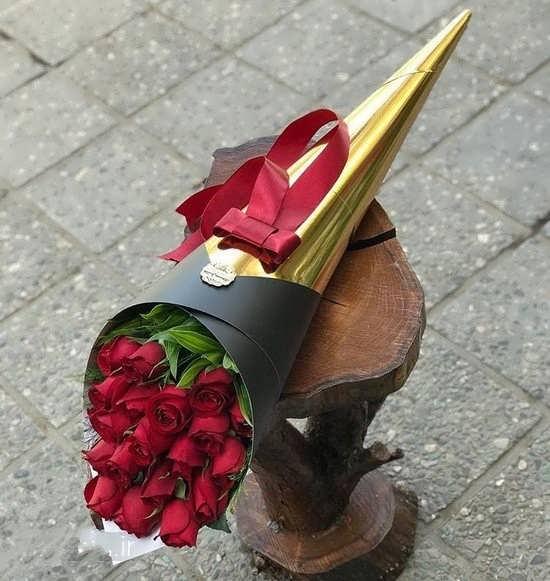 پروفایل گل رز دیده نشده