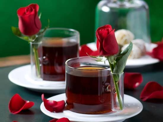 عکس پروفایل عاشقانه گل رز
