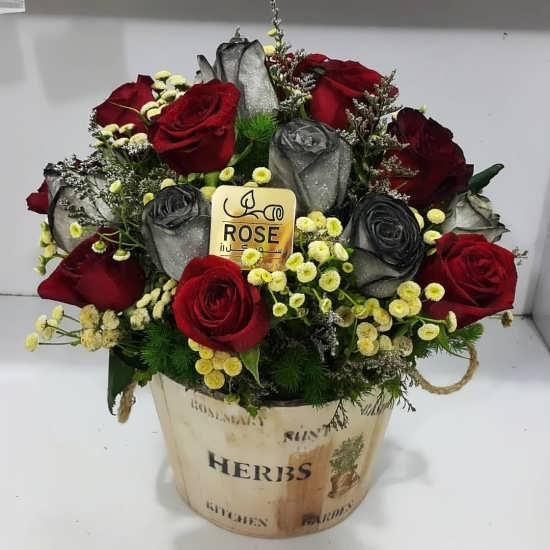 عکس پروفایل کمتر دیده شده گل رز