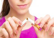 ترک سیگار و درمان عوارض آن