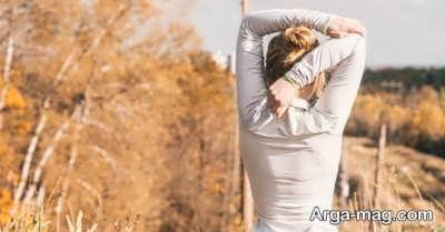 ورزش کردن و تقویت روحیه