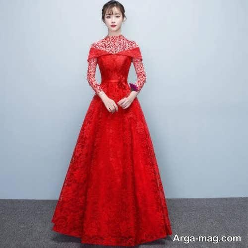 مدل لباس مجلسی کره ای