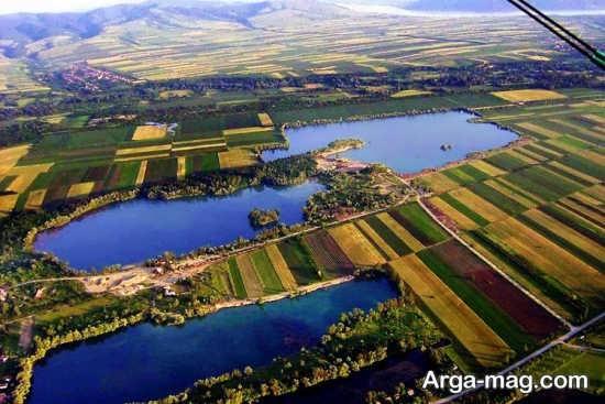 دریای وسیع صربستان