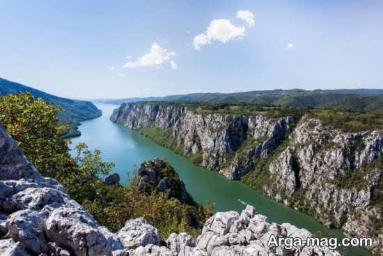 دره های زیبای صربستان
