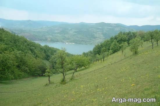 مناطق خوش آب و هوای صربستان
