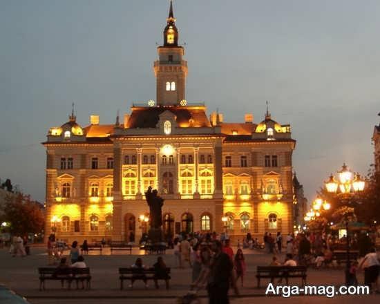 مکان های دیدنی صربستان و جاذبه های آن