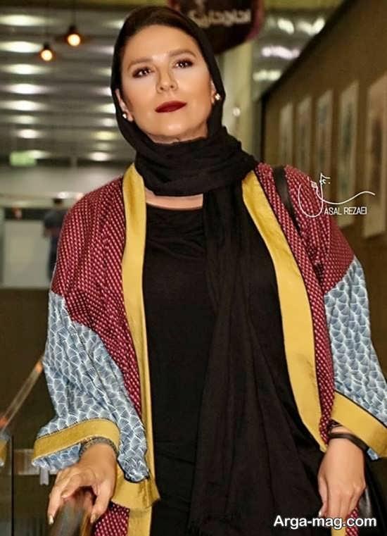 عکس های زیبا و متفاوت از سحر دولتشاهی
