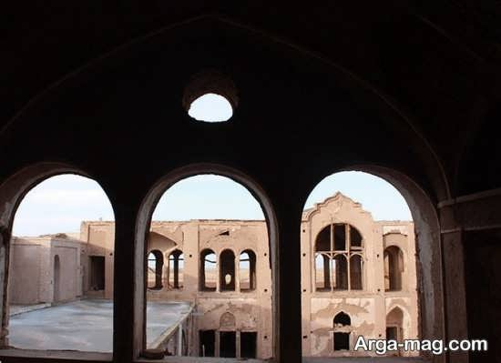 مکان های تاریخی زواره