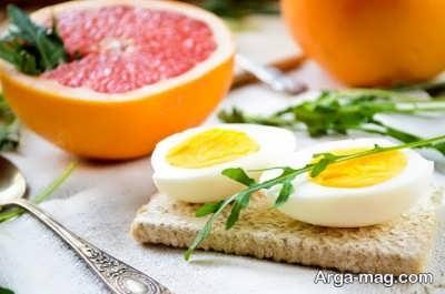 رژیم غذایی مناسب برای کاهش وزن