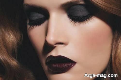 مدل سایه چشم اسموکی