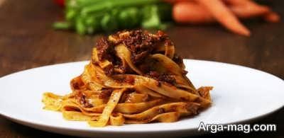 اسپاگتی بلونز خوش طعم