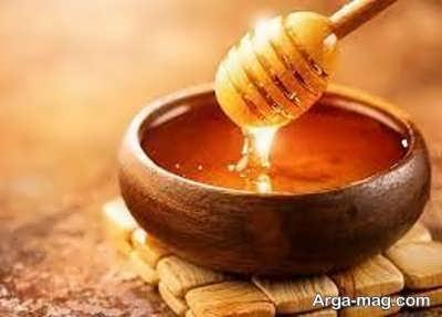 شکرک شدن عسل