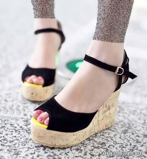 مدل کفش زیبا و شیک دخترانه