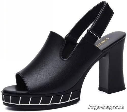 مدل کفش تابستانه پاشنه دار