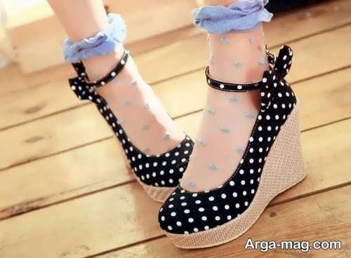 مدل کفش دخترانه تابستانه