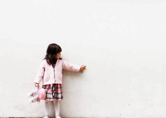 حرف زدن کودک با خودش