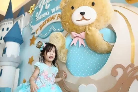 تم تولد خرس تدی