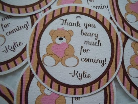 تم زیبای خرس تدی