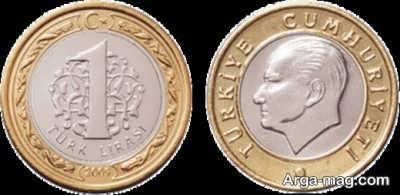 سکه های لیر ترکیه