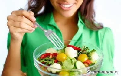رژیم غذایی خاص بیماری آبله مرغان