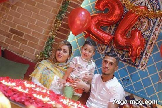 همسر علی علی پور