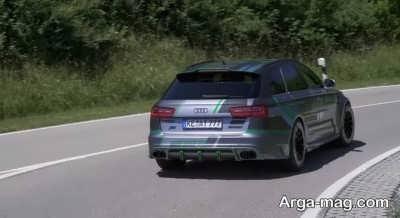 آئودی RS6 E هیبرید