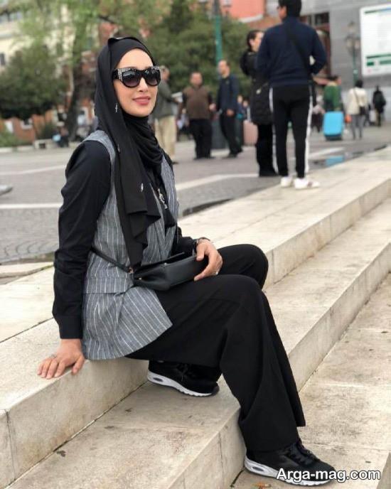سیده آناشید حسینی عروس سفیر ایران