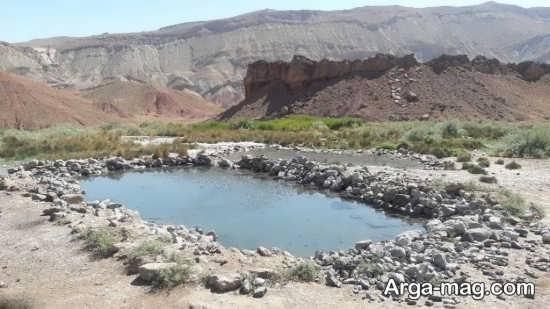 طبیعت دست نخورده آذرشهر